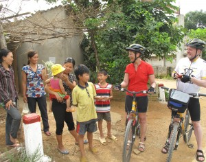 Northern Adventure in Laos by bicycle